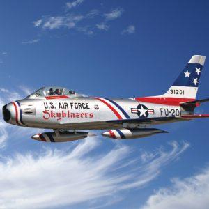F-86F Sabre 1/72 Fujimi