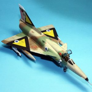 Kfir C-2 1/72 Hazegawa