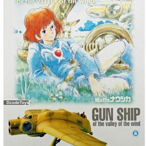 Nausicaa Gunship Kit Bandai