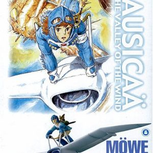 Nausicaa Moeve Glider Model Kit Bandai