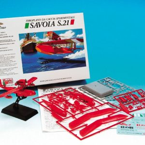 Porco Rosso – Savoia S-21 Fine Molds