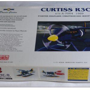 Porco Rosso – Curtiss R3C Fine Molds