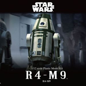 Star Wars R4-M9 1/12 Model Kit BANDAI