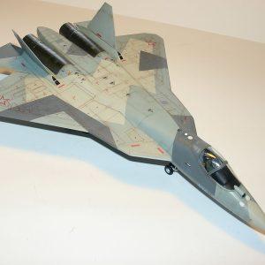Su-50 Zvezda 1/72