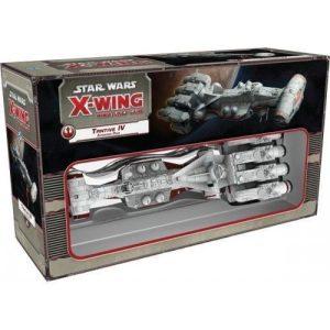 Star Wars Tantive IV de X-Wing Jogo de Miniaturas