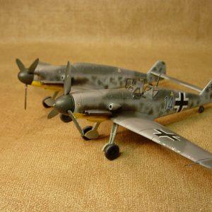 Messerschmitt Bf-109Z 1/72 Amodel